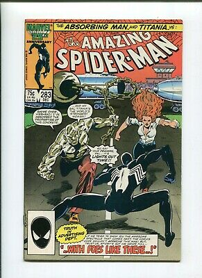 Amazing Spiderman #283 (9.2) With Foes Like These 1986