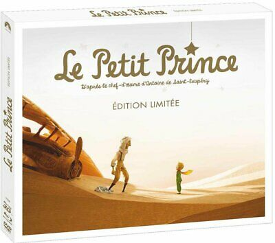 Le Petit Prince - Bluray 3D Limitee Edition OOP Rare