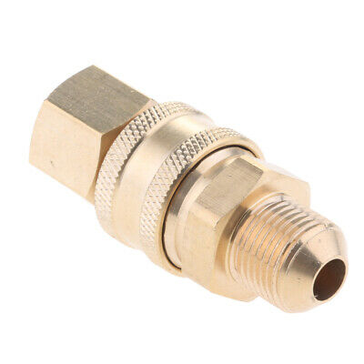 Pressure Washer Couplor Quick Connector Water Hose Fitting Pipe Fitting M18