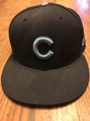 bd7506ea CHICAGO CUBS NEW Era Light Blue Father's Day On Field 59FIFTY Fitted ...