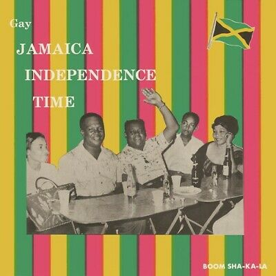 Various Artists - Gay Jamaica Independence Time / Various [New CD] Expanded Vers