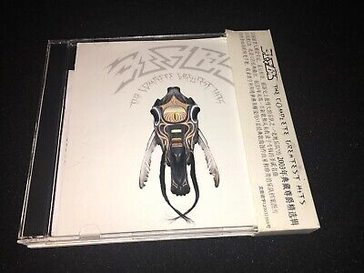 THE EAGLES • The Complete Greatest Hits 2 CD Set Japan China Taiwan Release 2003