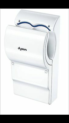 Dyson Airblade AB14 Mk2 White Hand Dryer with 2 Years Warranty