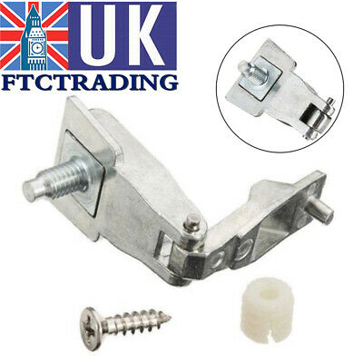 Handle Genuine 51964555 NS OS 500 Chrome Kit Hinge Repair Fiat or Door New Outer