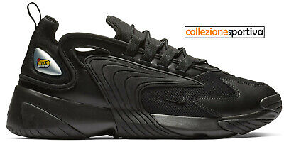 nike zoom 2k bianche gialle