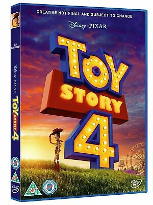 Toy Story 4 DVD Box Set Brand New & Sealed Pack