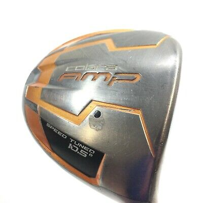 NEW DRIVER: COBRA AMP SPEED TUNED
