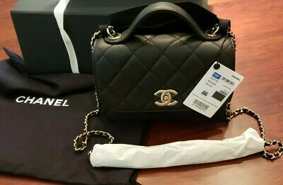 40f37c237221 2019 CHANEL SMALL Business Affinity Flap Bag $3,700 - $3,650.00 ...