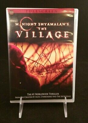 The Village (DVD) 2004 - Fullscreen