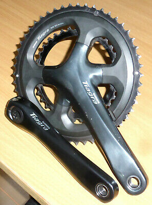 60bcf39f54e Shimano Tiagra 4700 10 Speed Double Chainset Crankset 50t 34t