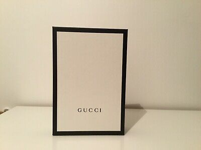 Authentic Gucci Gift Box