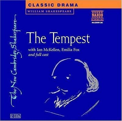 New Cambridge Shakespeare Audio: The Tempest Set by William Shakespeare and...