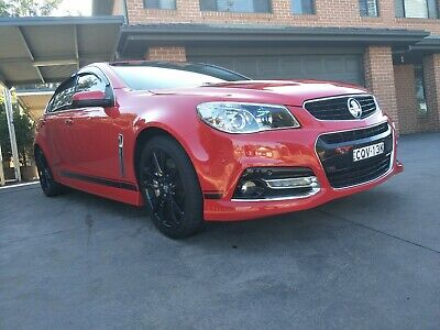 Holden VF commodore SSV REDLINE