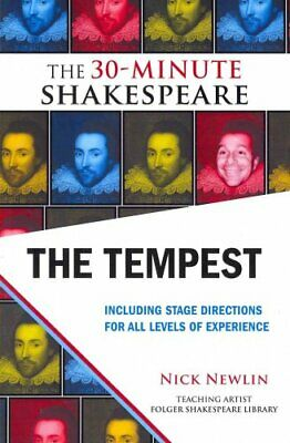 The 30-Minute Shakespeare: The Tempest : The 30-Minute Shakespeare by William...