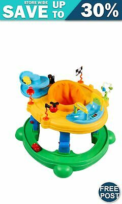 Drive 'N' Play 5-in-1 Activity Centre