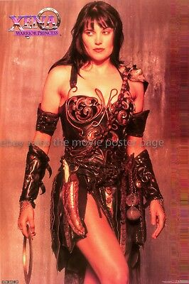 Xena the Warrior Princes 1995 Lucy Lawless TV poster