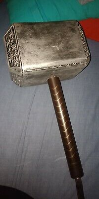 Thor Mjolnir Replica for Cosplay, Collectors, LARP
