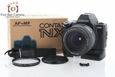 Excellent!! CONTAX NX + Carl Zeiss Vario-Sonnar 24-85mm f/3.5-4.5 T* from Japan