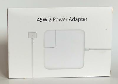 "Replacement 45W Macbook Air 11"" 13"" MagSafe 2 Power Adapter Charger A1465 A1466"