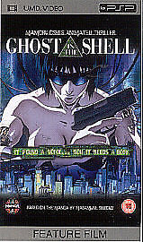 Ghost In The Shell For Sony PSP. UMD Video, 2005) Free P&P