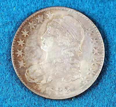 Estate Find 1832 Capped Bust Half Dollar!! #G1889