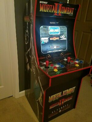 Arcade 1-UP Mortal Kombat, LOCAL PICKUP ONLY.  Already put together.