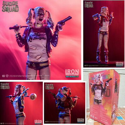 7'' Crazy Toys DC Comic Harley Quinn Action Figure Model Suicide Squad kid gifts