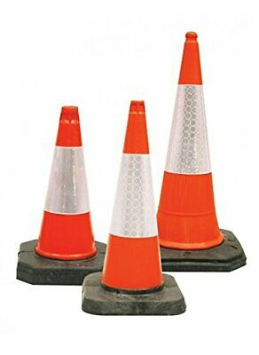 Caledonia Signs 57663 Traffic Cone, 500 mm
