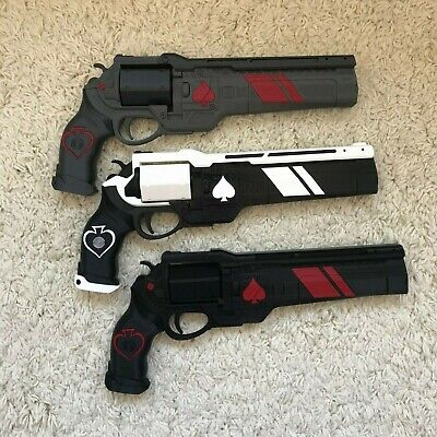 ACE OF SPADES Last Hand prop with moving parts from Destiny replica