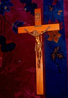 24 Inch Cross Christ Crucified Have Mercy On Us Jesus Christ Christianity