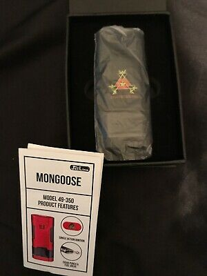 MONTE CRISTO Mongoose Jetline Lighter  - NEW IN BOX