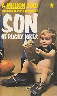 Son of Rugby Jokes by Ranelagh, Elaine Paperback Book The Cheap Fast Free Post