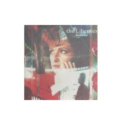 Liberties,the - Distracted - Liberties,the CD KYVG The Cheap Fast Free Post The
