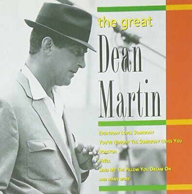 Dean Martin - The Great Dean Martin 1 - Dean Martin CD YFVG The Cheap Fast Free
