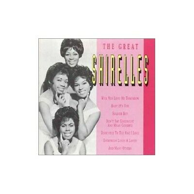 Shirelles - Great - Shirelles CD J9VG The Cheap Fast Free Post The Cheap Fast