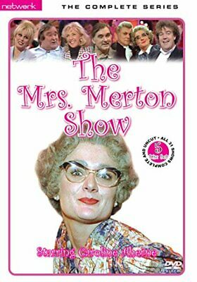 The Mrs. Merton Show - The Complete BBC Series 1-5 [DVD] - DVD  UUVG The Cheap