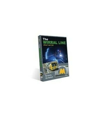 The Wirral Line ; Driver's Eye View - DVD  0IVG The Cheap Fast Free Post