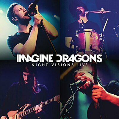 Imagine Dragons - Night Visions Live - Imagine Dragons CD 2SVG The Cheap Fast