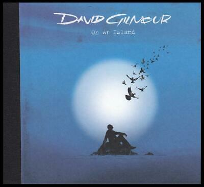 David Gilmour - On An Island Cd ( Pink Floyd ) *New*
