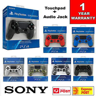 PS4 Game Controller Wireless Bluetooth DualShock  Sony Gamepad AU NEW PS4