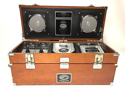 Spirit of St Louis - Rare Stereo Replica Airman System CD Cassette Tuner Boombox