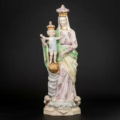 """Virgin Mary Statue 