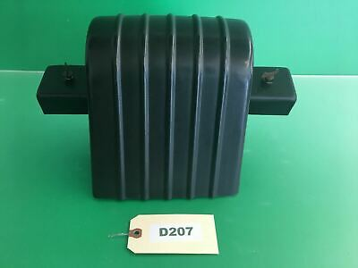 Black Plastic Front Cover for Invacare Torque SP Power Wheelchair  #D207