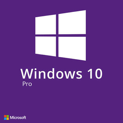 Windows 10 Professional Pro License Key Full Version 32/64Bit MS Fast Dellivery