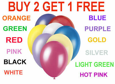 "PLAIN BALOON BALLONS 20 X 10"" helium BALLOONS Quality Party Birthday CHRIENST"