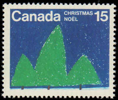 1975 Canada #675a, 677a, 678-679, Complete Set(6), Never Hinged