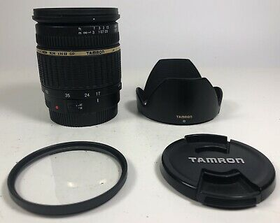 Tamron 17-50mm F/2.8 Aspherical DI II SP IF LD XR 5 Pin AF Lens non VC For Canon