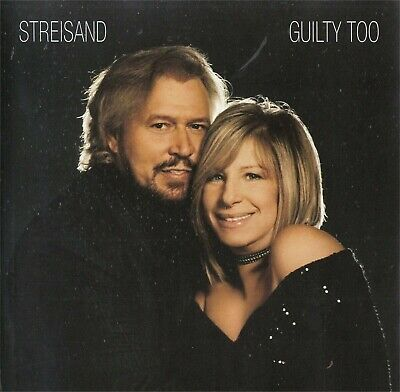 Guilty Too Barbra Streisand - NEW Music CD Compact Disc