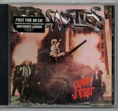 "Plasmatics - ""Coup D'etat"" (Rare '00 Issue W/ Unreleased Track) Wendy O Williams"