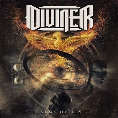 Diviner - Realms Of Time [New CD]